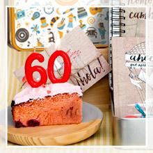 Regalo original 60 cumpleaños