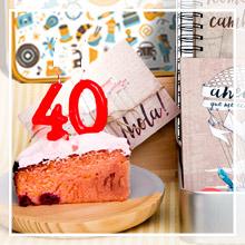 Regalo original 40 cumpleaños