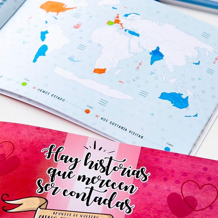 Detalle mapa diario parejas