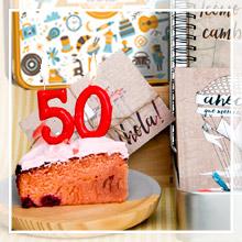 Regalo original 50 cumpleaños