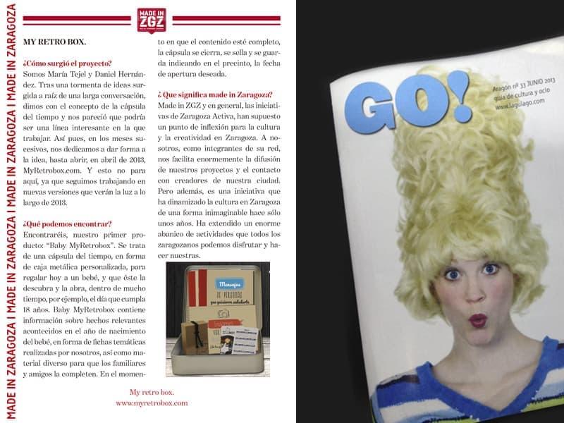 MyRetrobox en Guía Go Aragón
