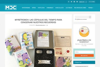 Peque Retrobox en Mamá Contracorriente