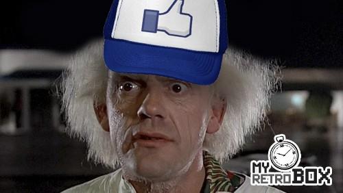 Facebook y su cápsula del tiempo