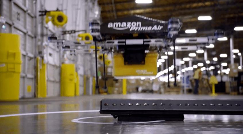 Amazon Prime Air | MyRetrobox