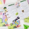 Interior cuaderno año de nacimiento Peque Retrobox