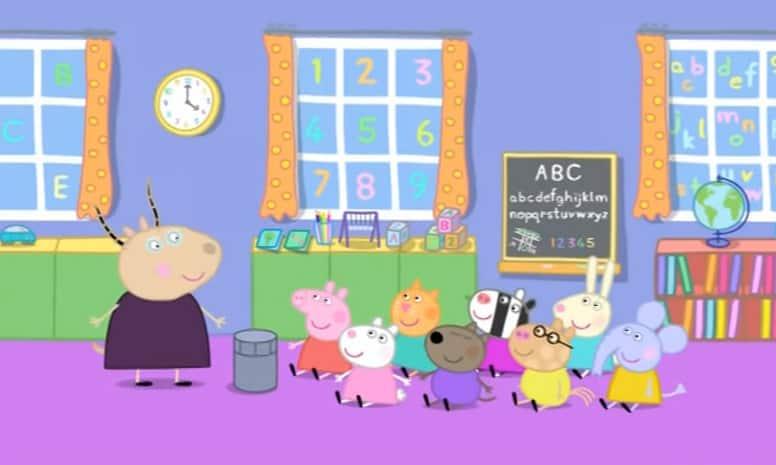 Peppa Pig y La Cápsula del Tiempo