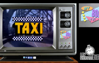Televisión retro 80's