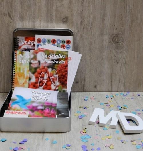 MyRetrobox Sí Quiero | Regalo original bodas