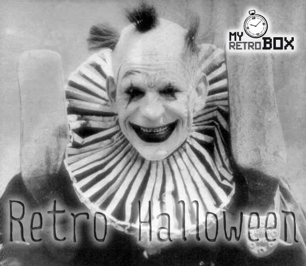 Retro Halloween vol.2: Circus Edition