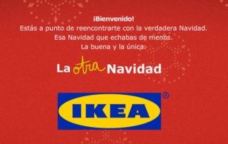 La otra Navidad, de Ikea