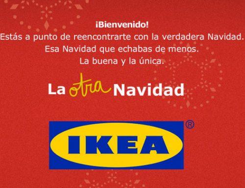 La otra Navidad de Ikea