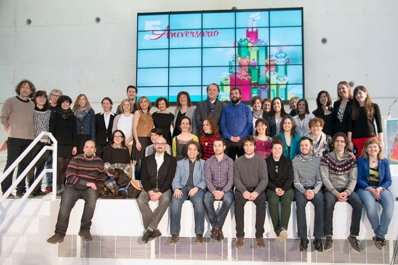 5º Aniversario de Zaragoza Activa