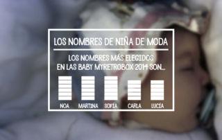 Nombres femeninos bebe moda 2014