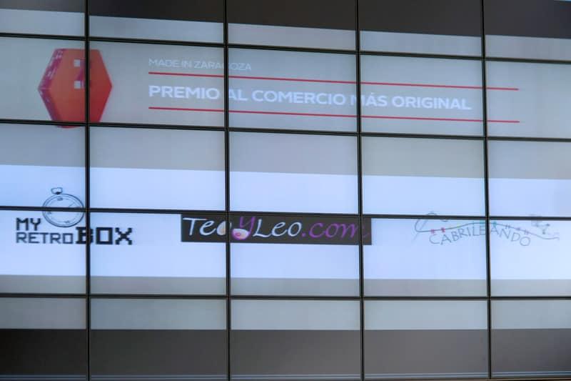 Nominados Premios ZAC al comercio más original