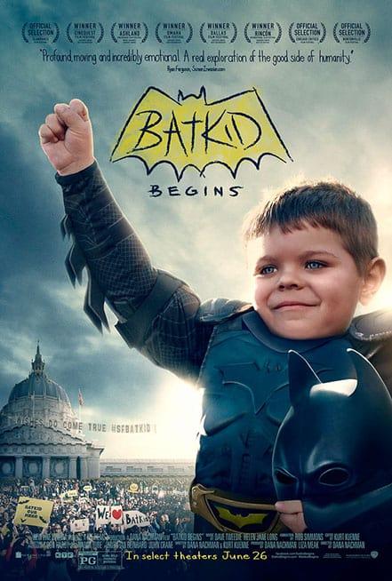 Cartel Batkid Begins, la película