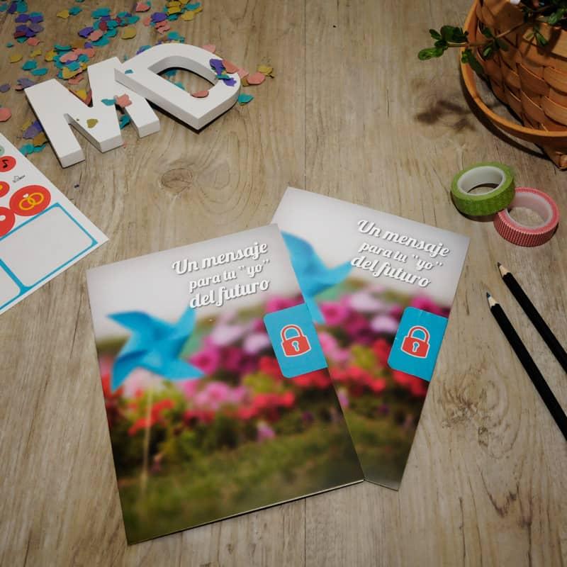 My Retrobox Sí Quiero   Carta para la pareja