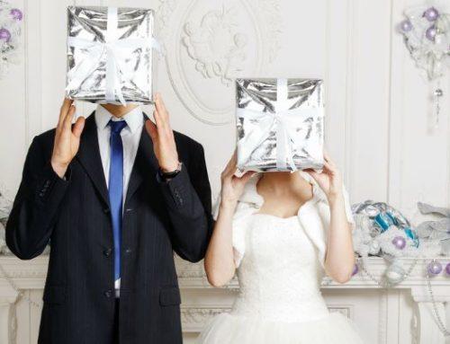 ¡Un regalo único para bodas originales!