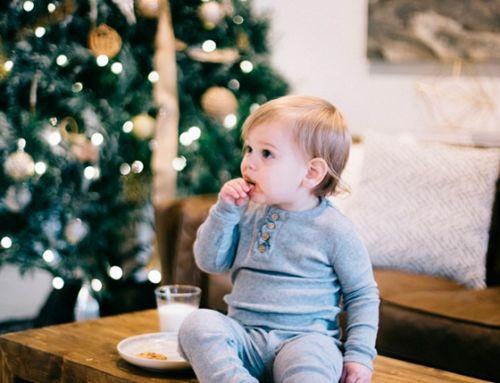 El regalo de Navidad para bebé más especial
