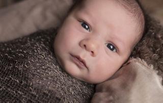 Regalos para bebés de moda: natalicios