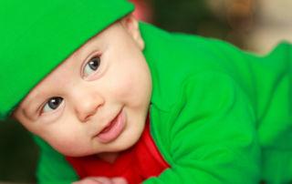 Regalos para bebés en Navidad: Baby Retrobox