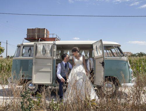 La furgoneta T1, la tercera protagonista de nuestra Retroboda
