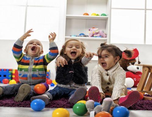 Cápsulas del tiempo: Un pedacito de psicología del juego en la infancia