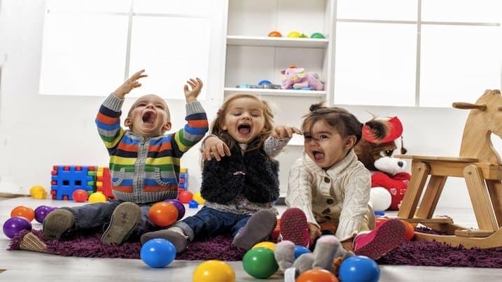 juego en la infancia