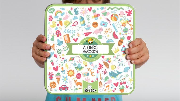 Nombres de bebe: Alonso