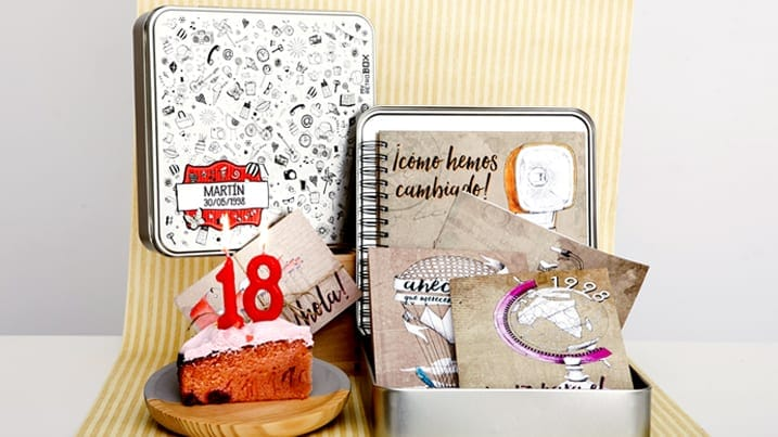 regalos 18 cumpleaños
