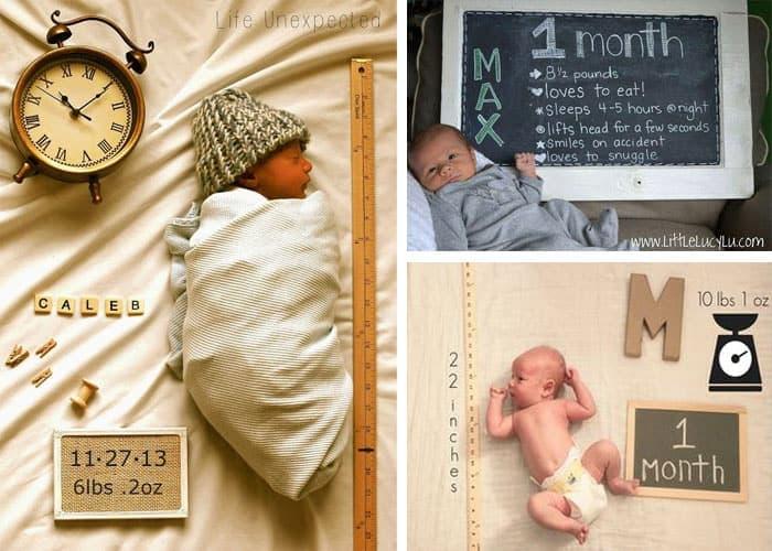 Primer año del bebé: datos de crecimiento