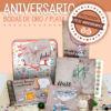Regalo aniversario bodas   Retrobox Feliz Aniversario