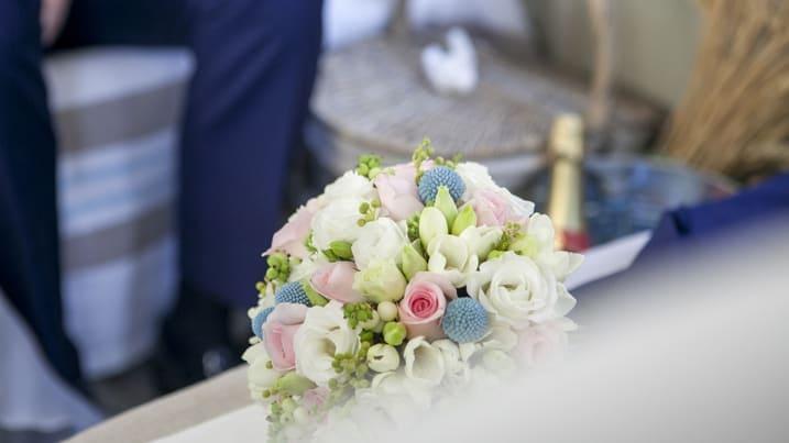 Regalo de boda con los cinco sentidos
