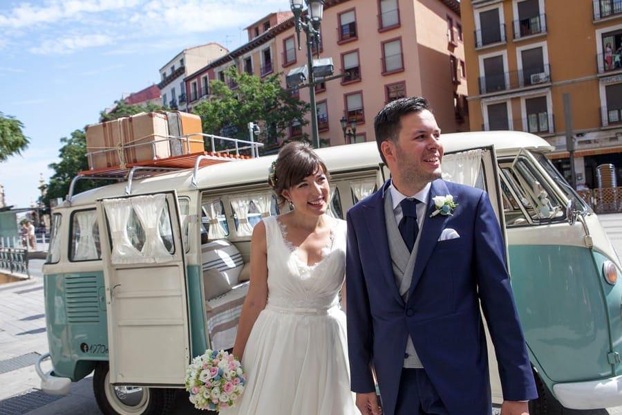 Sentimientos y emociones el día de la boda: Alegría
