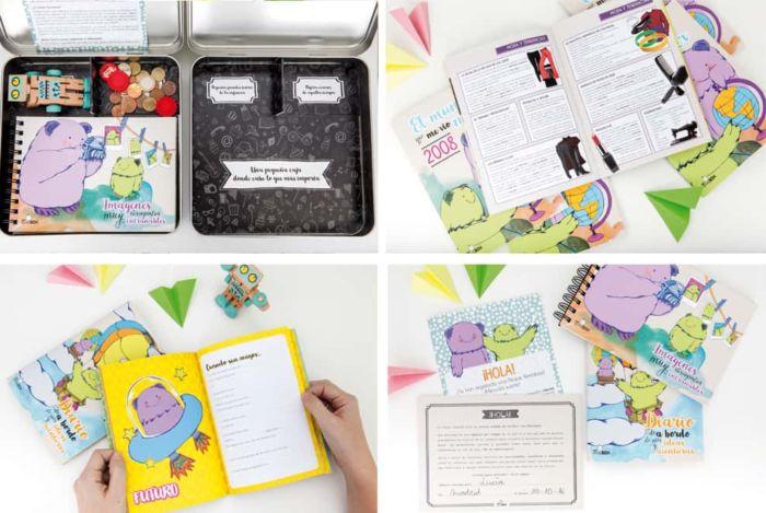 Regalos originales para niños y niñas por Navidad: Peque Retrobox