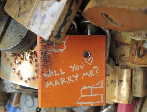 Pedir matrimonio de forma original y romántica… ¡con MyRetrobox!