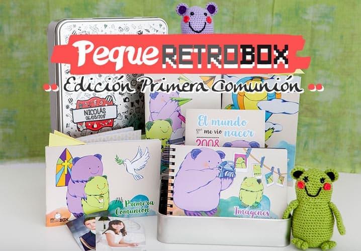 Peque Retrobox Edición Regalo Primera Comunión
