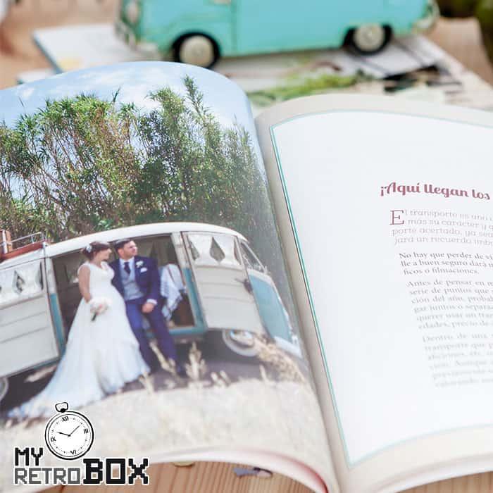 Prepara tu boda vintage - ¡Aquí llegan los novios!