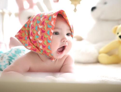 Un Regalo Original para bebé con la cápsula del tiempo Baby Retrobox