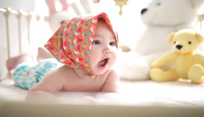 qué regalar a un bebé