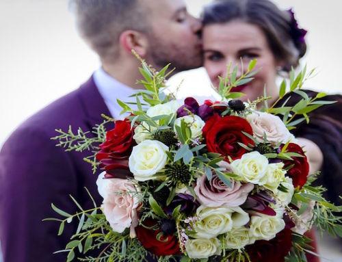 Regalos para bodas con flores