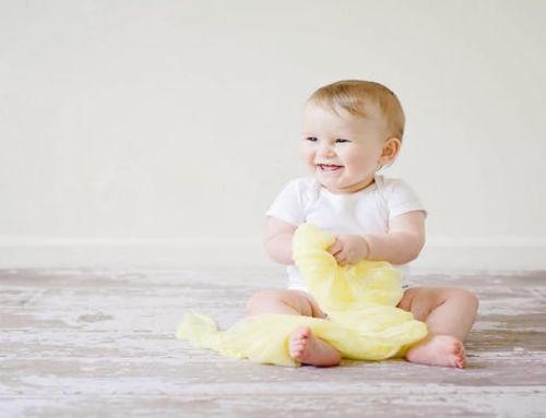 Baby Retrobox, regalos personalizados para bebés de un año que emocionan