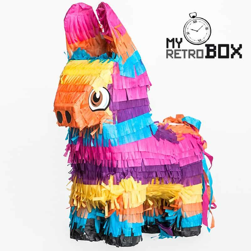 Burrito piñata fiestas | MyRetrobox