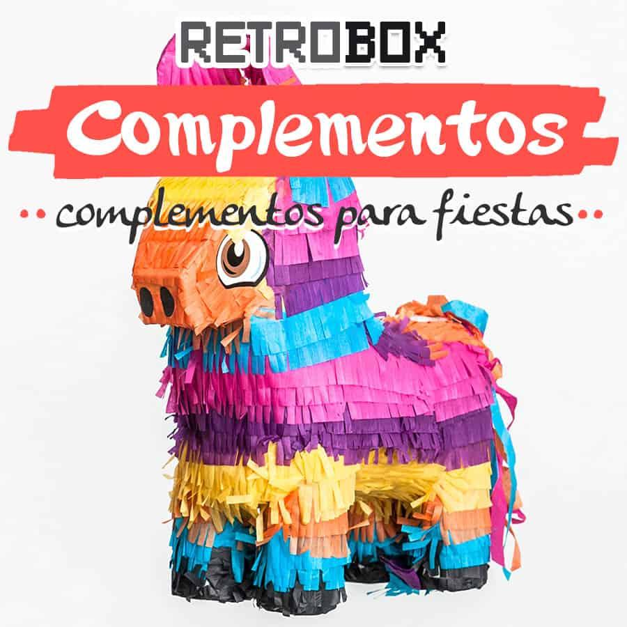 Complementos para fiesta MyRetrobox