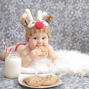 Primera Navidad bebé