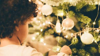La primera Navidad con un bebé en casa
