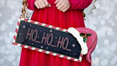 Recuerdos de Navidad de los niños y niñas en la Peque Retrobox