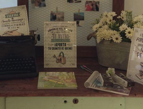 Ideas para colocar el libro de firmas en la boda