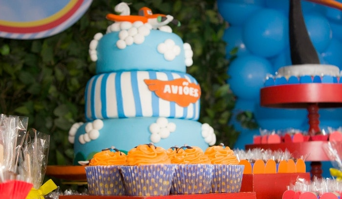 Gender Reveal Party: dulces