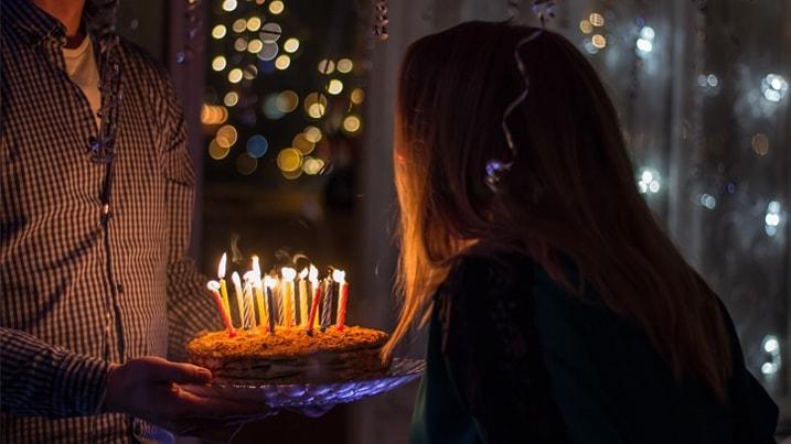 Qué regalar a tu pareja por su 40 cumpleaños