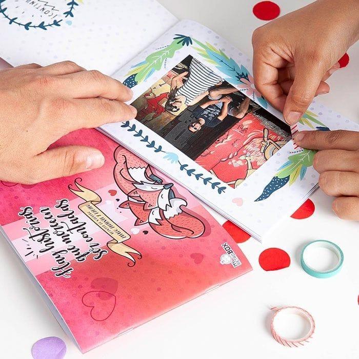 Diario para hacer junto a tu pareja
